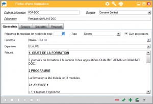 gestion documentaire, gestion des habilitations et workflow